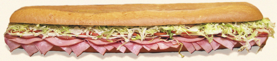 25-inch Party Sub